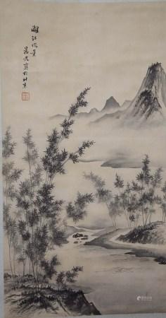 晨光 灕江山水 晨光寫於北京