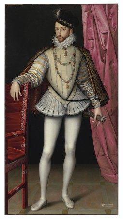 François Clouet (?Tours c. 1516-1572 Paris)
