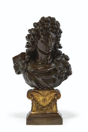 FRENCH, LATE 18TH/19TH CENTURY, THE ORMOLU BASE 18TH CENTURY AND ASSOCIATED