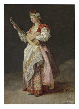 Jean-Baptiste Le Prince (Metz 1734-1781 Saint-Denis-du-Porte)