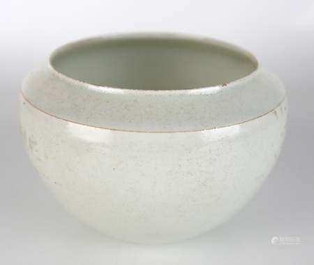 A Chinese Qing Bai Water Pot