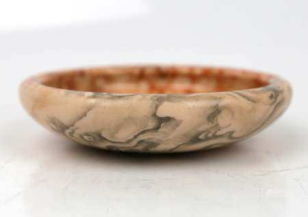 A Chinese Faux Bios Glazed Washer Dish