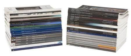 A group of 52 Bonhams auction catalogues