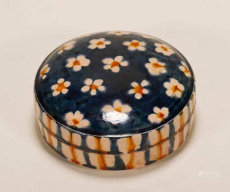 Tang Dynasty - Colored Powder Box