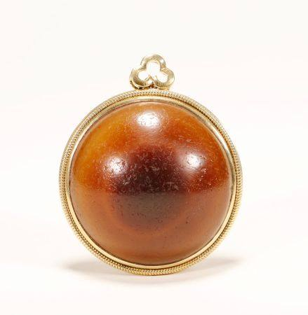 Tang Dynasty - Agate Pendant