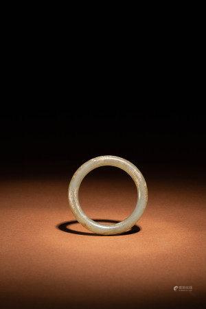 明 生坑玉環