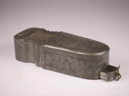 錫製化妝盒