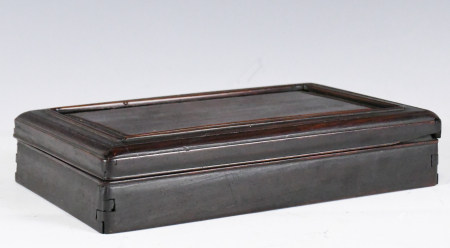 A Chinese Suanzhi Document Box, 19thC
