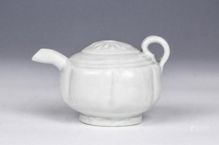 A Chinese Celadon Glaze Water Drop, Ming