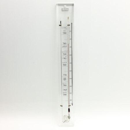 A Barometer Signed Hyugens
