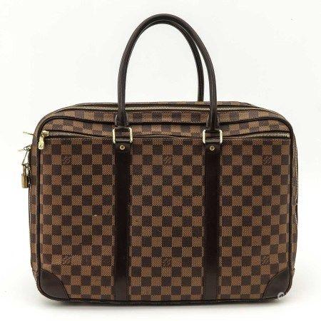 A Custom Made Louis Vuitton Travel Bag