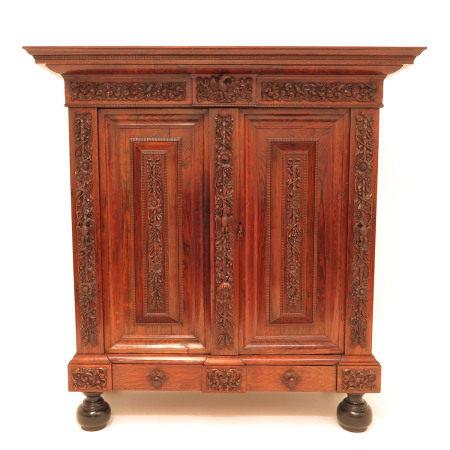 An 18th Century Cushion Cabinet