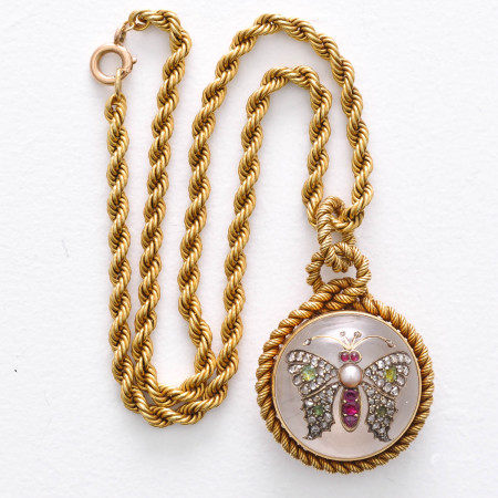 A 19th Century Necklace
