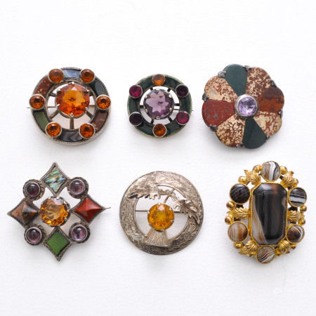 A Diverse Lot of Jewelry
