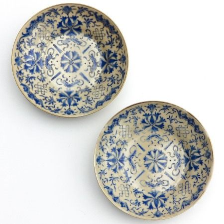 Two Small Plates