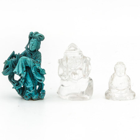 A Collection of Sculptures