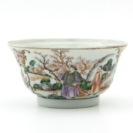 A Mandarin Decor Bowl