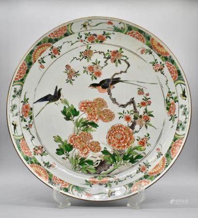 Black Bird Famille Verte Charger