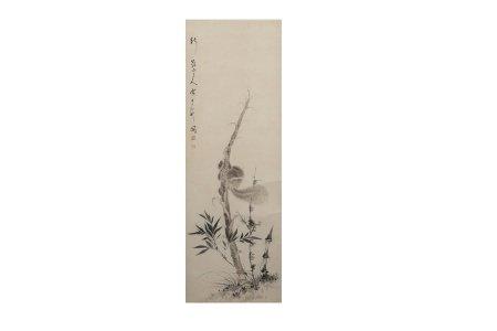 HUA YAN (1682 – 1756).