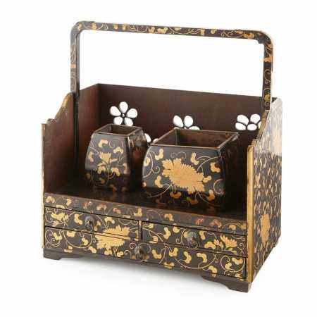 JAPANESE LACQUER WRITING SET
