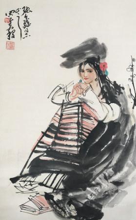 近现代 周昌谷 人物