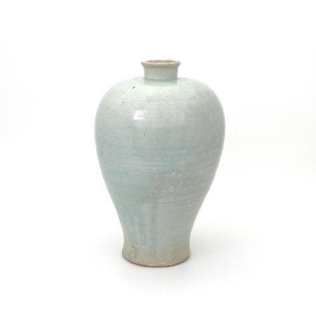 南宋 青白磁 梅瓶
