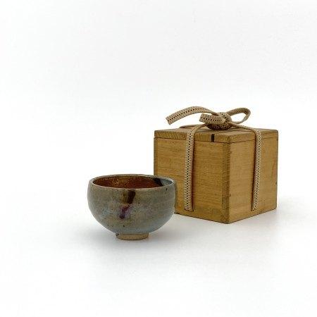 宋~元 鈞窯 斑紫紋 杯