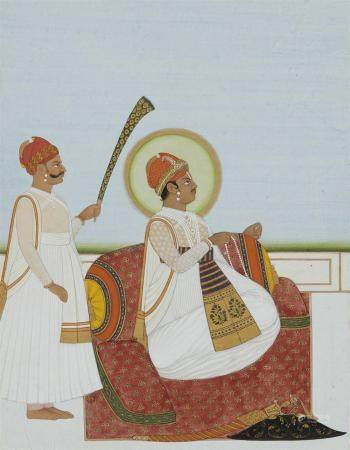 Anonymous painters. Late 18th/ 19th century