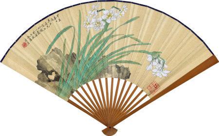 陶冷月 1895~1985 凌波仙子