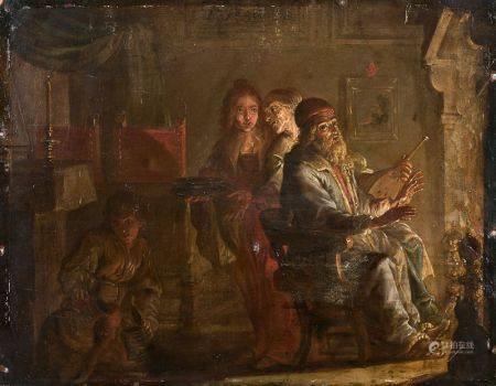JACQUES DE LANGE (ACTIF À ANVERS, VERS 1596 - APRÈS 1642) - appelé aussi le [...]