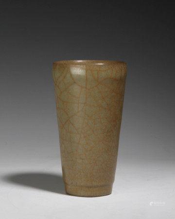 宋代 青瓷杯