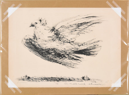 畢加索 和平鴿 版畫
