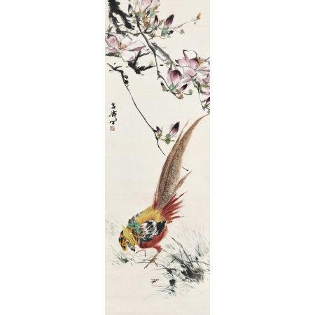 王雪濤(1903-1982) 錦雞圖