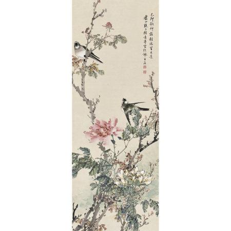 程意亭(1895-1948) 花鳥