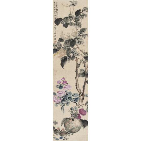 汪溶(1896-1972) 花卉