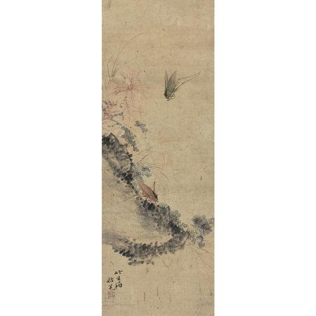 江筠(清) 蟋蟀
