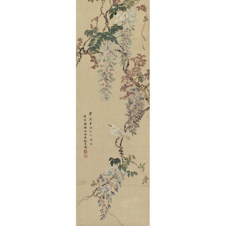吳樹惠(清) 花鳥