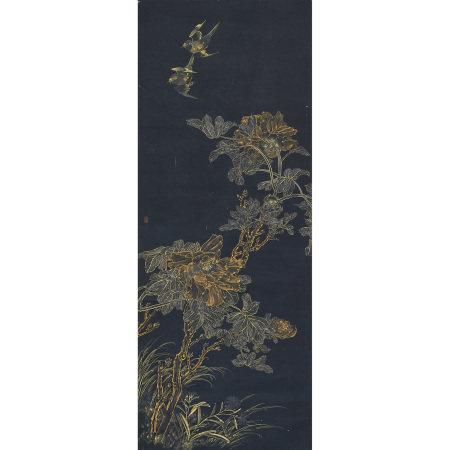 吳笠仙(1869-1938) 花鳥
