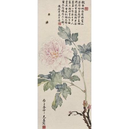 王克昌(民國) 花卉