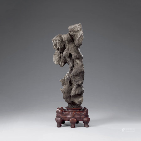 太湖石賞石
