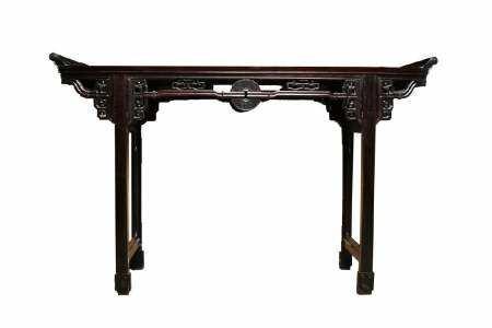 Hardwood Altar Table