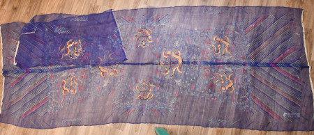 Nasha Golden Embroidered Robe