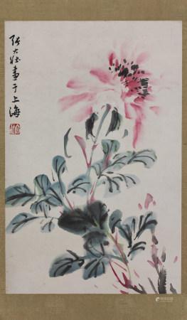 张大壮 花卉
