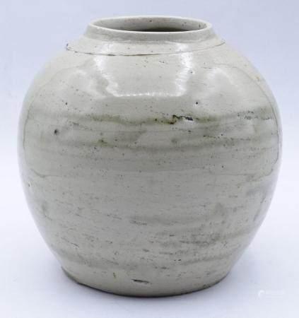 Ingwer Gefäß, China/Japan,H- 13cm, D- 12cm
