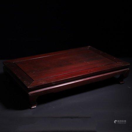 民国 红木桌