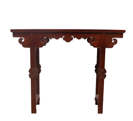 Wooden Table Qing Dynasty