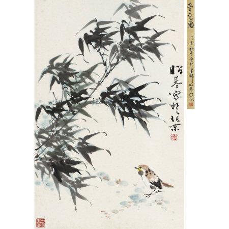 張昭基 (b.1939) 冬覓圖