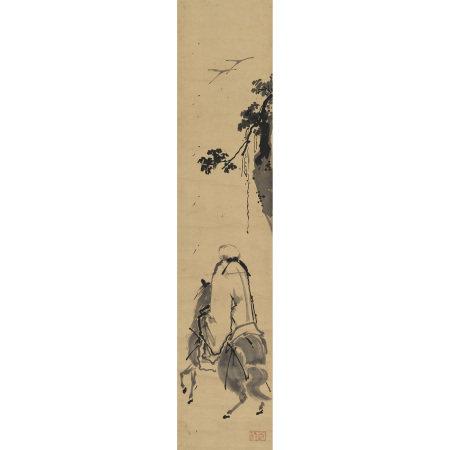 宮本武藏 (1584-1645) 杜子美圖