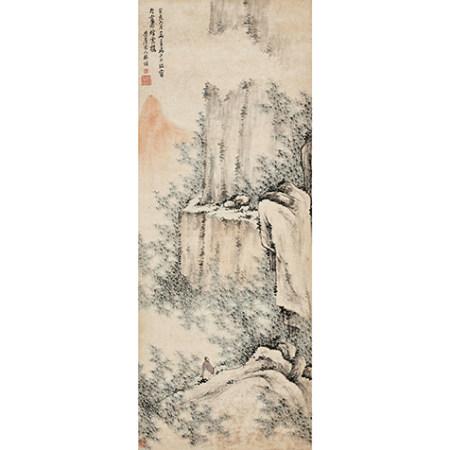 林紓 (1852-1924) 竹林高士
