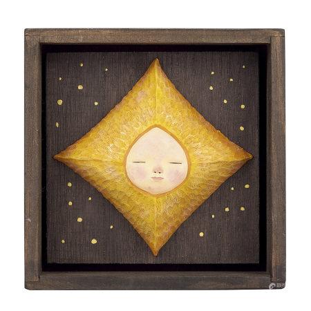 Moe Nakamura 中村萌 Star 「星星」玩偶